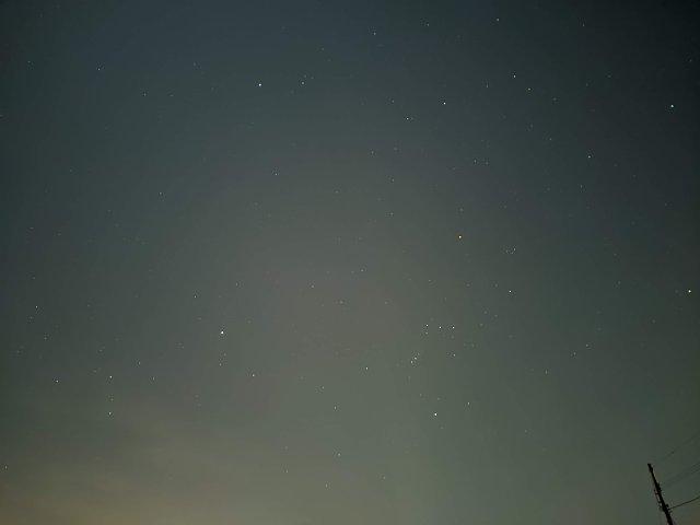 Mi Mix 2sにgoogle camera導入→天体撮影成功!