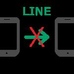 """<span class=""""title"""">LINEのアカウント引継ぎ失敗</span>"""